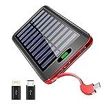 Powerbank 16000mAh, VNOOKY Externer Akku Battery...