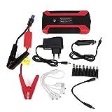 KIMISS Multifunktionaler Auto-Starthilfe Batterie...