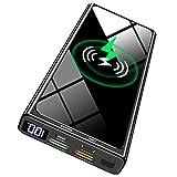 Wireless Powerbank, 22.5W PD20W QC 3.0 LED Display...