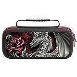 Dragon Rose Schutzhülle für Nintendo Switch...