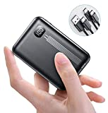 AINOPE [2020 Upgraded Version] 10000mAh Mini PD...