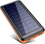 Pxwaxpy Solar Powerbank Outdoor 26800mah【3...