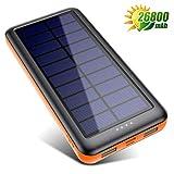 Pxwaxpy Solar Powerbank Outdoor 26800mah【3...