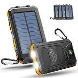 HTM® solar powerbank - powerbank solar schlagfest...