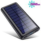 HETP Solar Powerbank 26800mAh, 【2020 Neuestes...