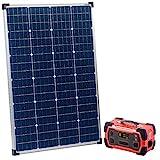 reVolt Solarstrom: Powerbank & Solar-Konverter mit...