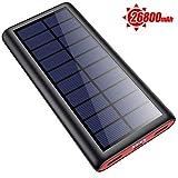 SWEYE Solar Powerbank 26800mAh...