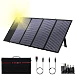 X-DRAGON Solarpanel Faltbares 130W-Solarmodul für...