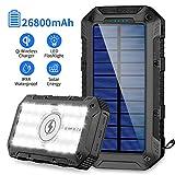 Solar Powerbank 26800mAh 2020 Neuestes...