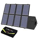 X-DRAGON Solar Ladegerät 40W 18V SunPower...