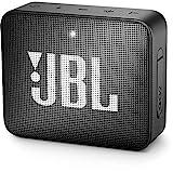 JBL GO 2 kleine Musikbox in Schwarz, Wasserfester,...
